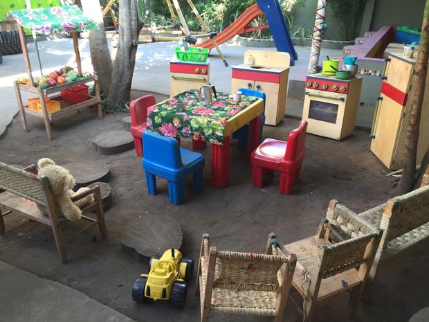 Casa do Brincar (Foto: Divulgação)