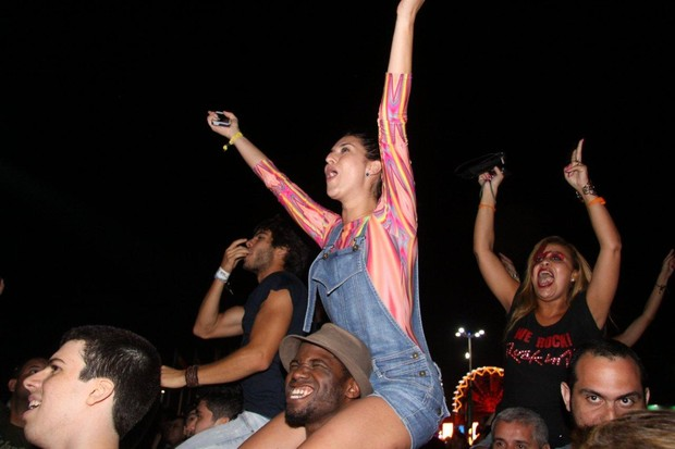 Fernanda Paes Leme (Foto: Felipe Assumpção / AgNews)