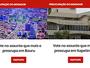 G1 TV TEM faz enquete para eleger as maiores preocupações das cidades