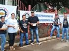 No Dia Mundial da Água, sindicato faz ato contra privatização em Rio Branco