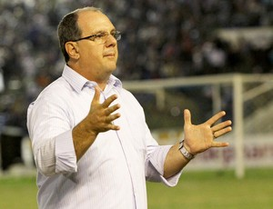 Marcelo VIlar, treinador do Treze (Foto: Leonardo Silva/Jornal da Paraíba)