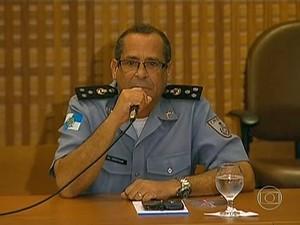 Comandante Erir (Foto: TV Globo)