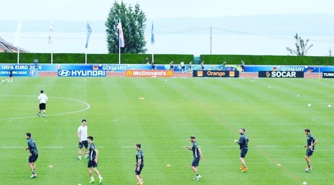 BLOG: Götze exalta trabalho em equipe da seleção da Alemanha para a Eurocopa