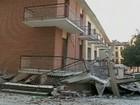 Região de Emilia-Romagna, na Itália,  é atingida por 8 tremores