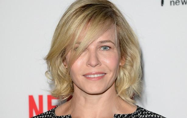 A atriz e apresentadora de TV Chelsea Handler, hoje com 39 anos, já falou abertamente sobre o aborto que fez quando tinha 16. (Foto: Getty Images)