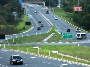 Sistema de Rodovias BA-093 (Foto: Divulgação/Bahia Norte)