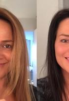 Vivianne Pasmanter troca cabelos loiros por pretos para 'Novo Mundo'