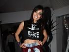 'Nunca tive dinheiro para ver nenhum show no Rock in Rio', diz Anitta