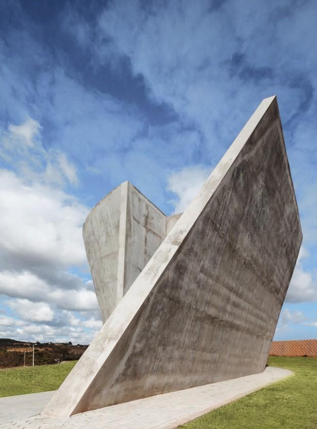 Conheça capelas contemporâneas em que a arquitetura se une à religião (Foto: Daniel Ducci)