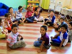 Grupo artístico de crianças de Araguari realiza espetáculos na cidade