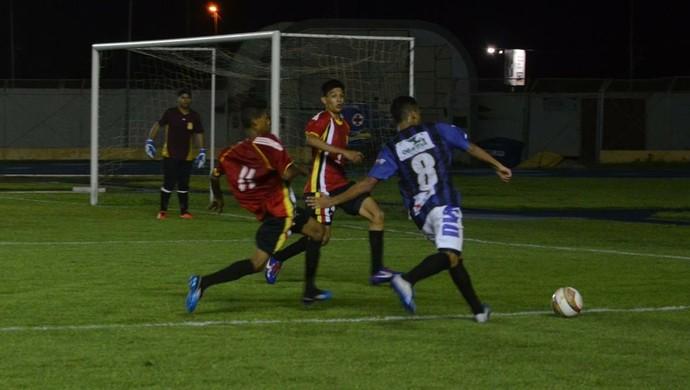 Baré; Ypiranga; Futebol; Amapá (Foto: Rodolfo Santos/Arquivo Pessoal)