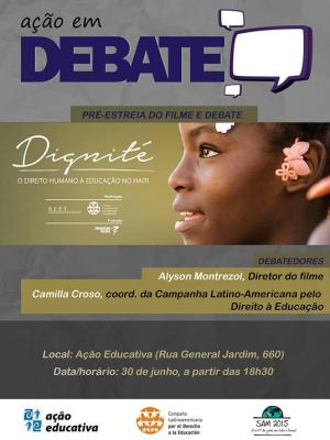 Dignité - o Direito Humano à Educação no Haiti