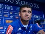Denílson espera ganhar vaga entre  os titulares e permanecer no Cruzeiro