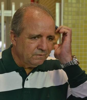 Vadão técnico da seleção brasileira de futebol feminino São José (Foto: Tião Martins/ PMSJC)