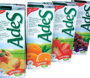Produtos da marca Ades (Foto: Divulgação)
