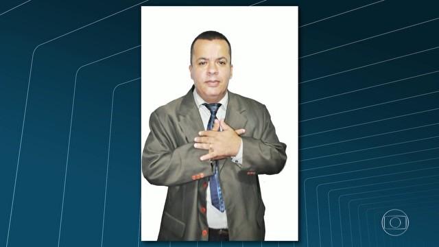 Pastor Marco Aurélio, assassinado nesta sexta-feira (Foto: Reprodução/Globo)