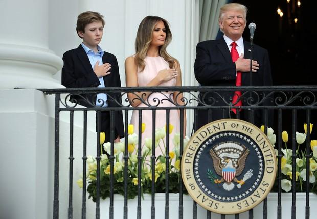 O presidente dos Estados Unidos, Donald Trump (Foto: Chip Somodevilla/Getty Images)