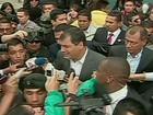 Reeleito, Correa tentará atrair mais investimentos ao Equador
