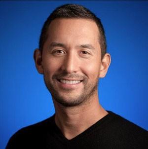 Hiroshi Lockheimer, vice-presidente do Google responsável pelo sistema operacional Android. (Foto: Reprodução/Twitter/lockheimer)