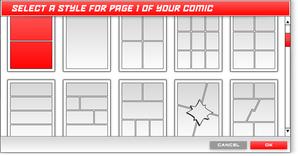 Crie sua revista de quadrinhos