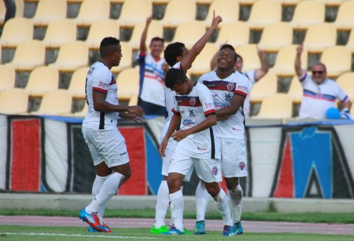 Jogadores do Maranhão falam inverter vantagem na primeira partida  (Foto: Biaman Prado / Jornal O Estado)