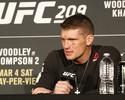 Comissão de Nevada aplica 30 dias de suspensão a Thompson após UFC 209