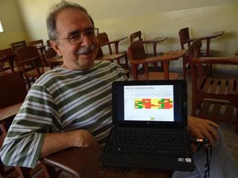 Sociólogo orienta criação de PPA. (Foto: Luna Markman/ G1)