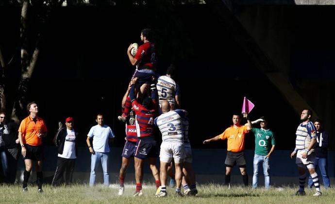 São José Rugby x SPAC Super 10 (Foto: Antonio Basilio/ PMSJC)
