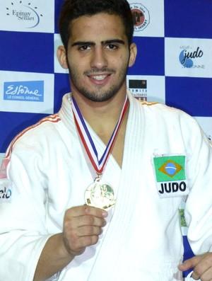 Gabriel Mendes AL Judô (Foto: Arquivo pessoal do atleta)