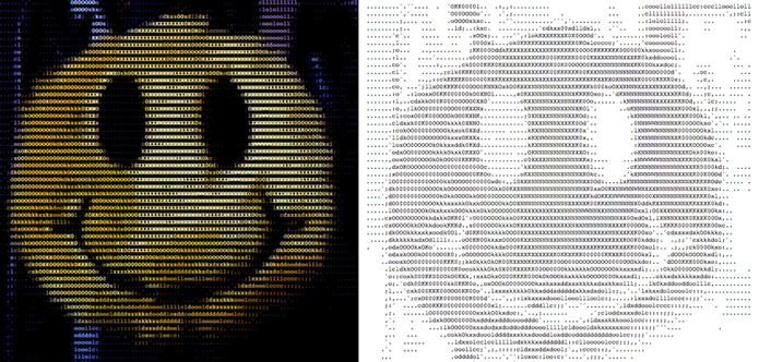 Truque transforma fotos do Instagram em ASCII Art (Foto: Reprodução/André Sugai)