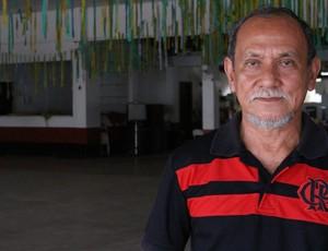 Presidente do Flamengo-RO (Foto: Daniele Lira)