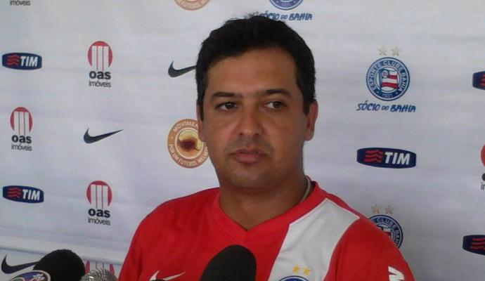 Marquinhos Santos Bahia (Foto: Divulgação / EC Bahia)