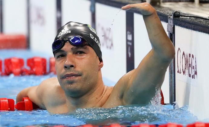 Daniel Dias na Paralimpíada (Foto: Getty Images)