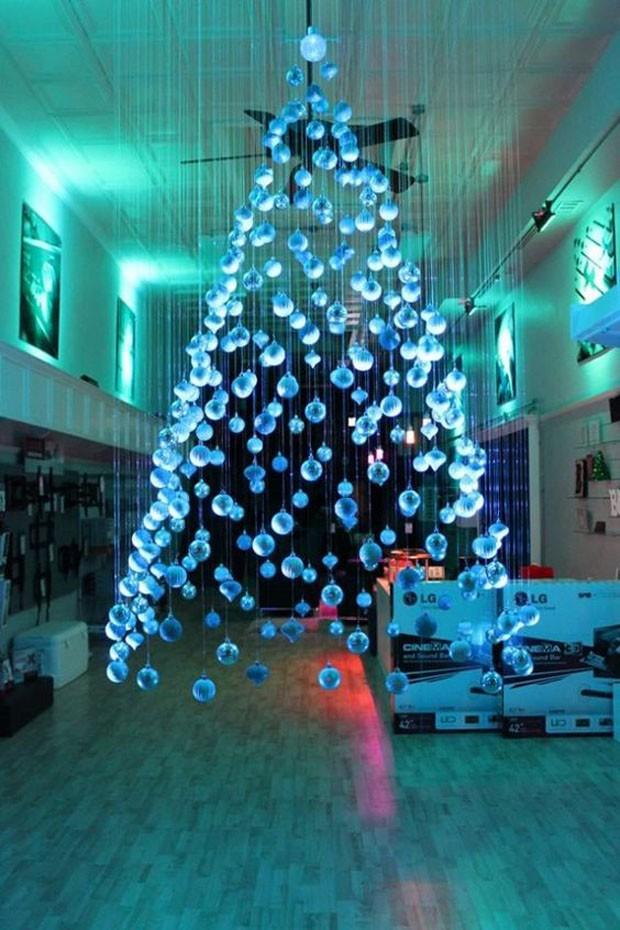 Árvore de Natal (Foto: Reprodução/Pinterest)