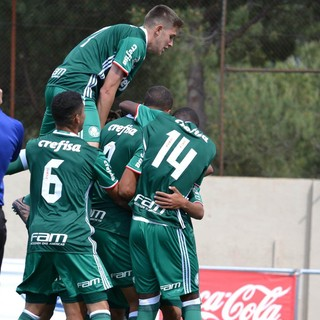 Palmeiras Rayo Vallecano sub-17 (Foto: Divulgação)