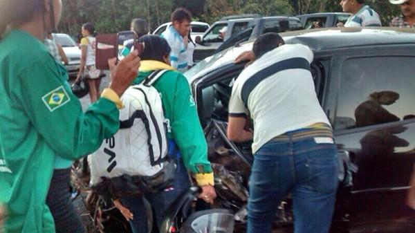 Cantor sertanejo se envolveu em acidente que deixou uma vítima fatal e dois feridos. (Foto: Divulgação)