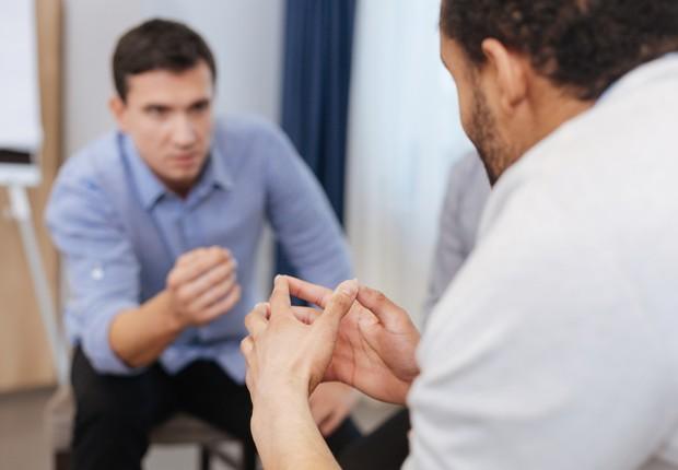 Feedback - conversa - chefe - diálogo - retorno - reunião (Foto: Thinkstock)