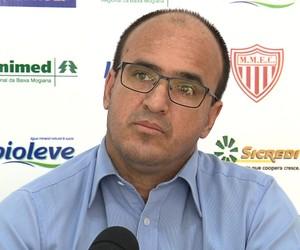 Luiz Henrique de Oliveira, presidente do Mogi Mirim (Foto: Reprodução EPTV)