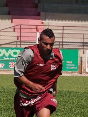 atlético-ib; matosinho (Foto: Orlando Pereira/Atlético-IB)