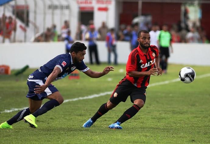 Salgueiro x Sport (Foto: Williams Aguiar/Sport Club do Recife.)