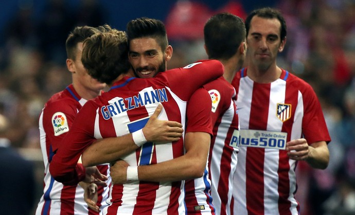 Griezmann Carrasco Atlético de Madrid (Foto: Reuters)