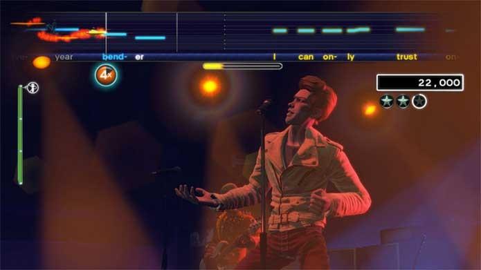 Vocais continuam sem segredo em Rock Band 4 (Foto: Divulgação/Harmonix)