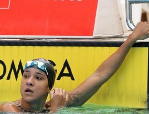 Natação Joanna Maranhão nos 200m borboleta do Maria Lenk (Foto: Satiro Sodré /  Agif)