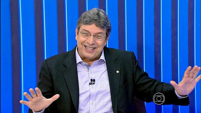 Gláuber Vasconcelos Náutico (Foto: Reprodução / Bom Dia PE)