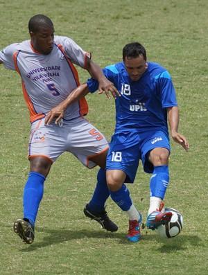 Rodrigo César foi o autor do gol da vitória capixaba na final (Foto: Thiago Parmalat)
