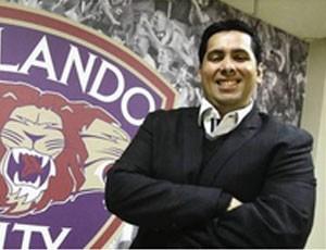 Flávio Augusto da Silva  Orlando City (Foto: Site Oficial)