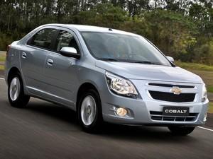 Chevrolet Cobalt  (Foto: Divulgação)