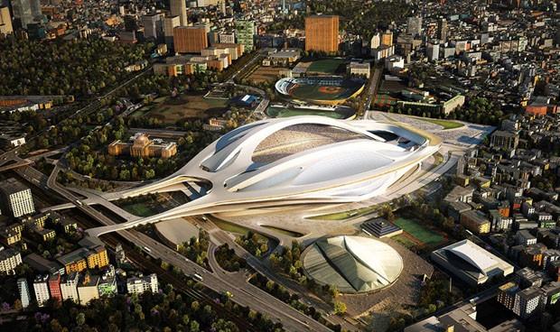 (Foto: divulgação / Zaha Hadid Architects)