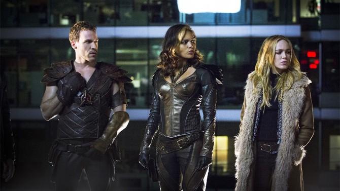 Cena de 'Legends of tomorrow' (Foto: CW)