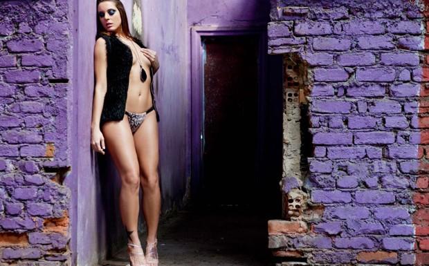 Luhanna Melloni (Foto: Guto Costa)